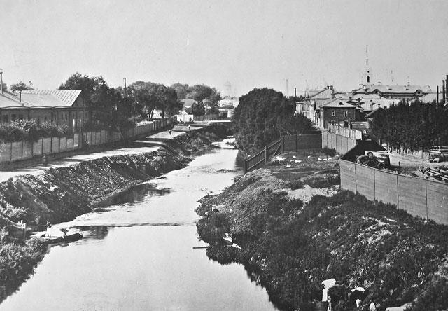 Все фотографии. Река Яуза