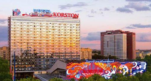 гостиницы москвы корстон отель казино