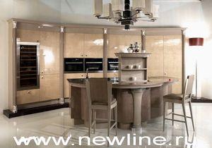 Итальянская мебель для кухни и стиль
